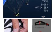 ICARO-Paragliders から画期的な 【TSOライザー】発表!