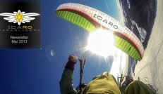 ICARO-Paragliders News