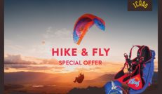 HIKE & FLY SPECIAL OFFER