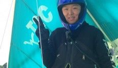 Congratulations !!!   Syuko UCHIDA.