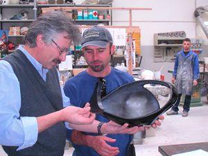 Helmet Design Ignazio