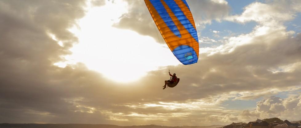 "ICARO-Paragliders  "" Sitta """