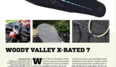 X-Rated7 レビュー・クロスカントリー誌173 2016.9