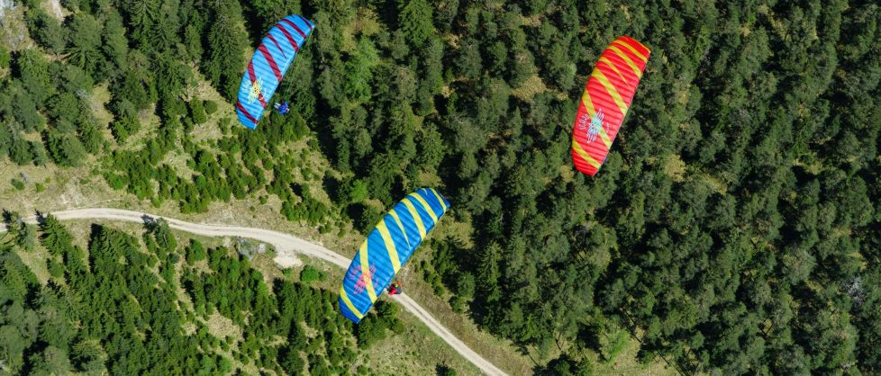 "ICARO-Paragliders  "" Aquila """