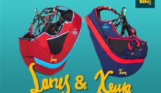 ICARO-Paragliders から Newハーネス登場