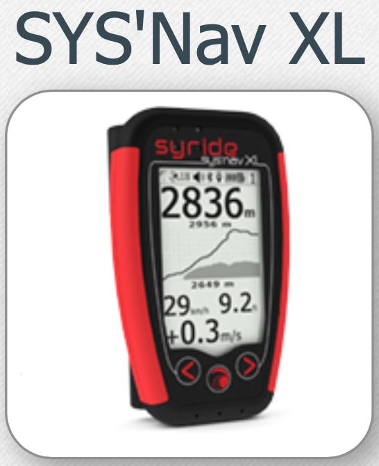 SYS`Nav XL